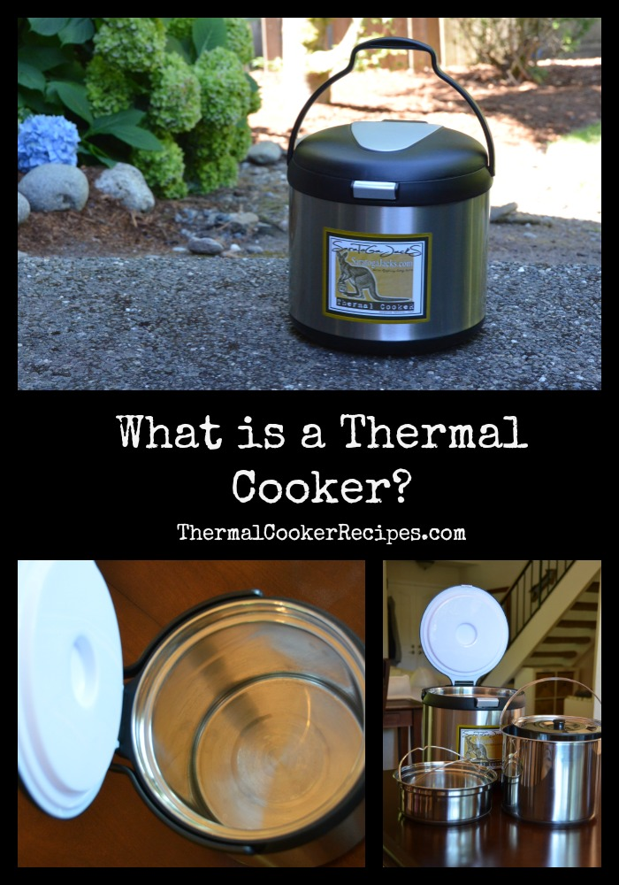 what thermal cooker pin