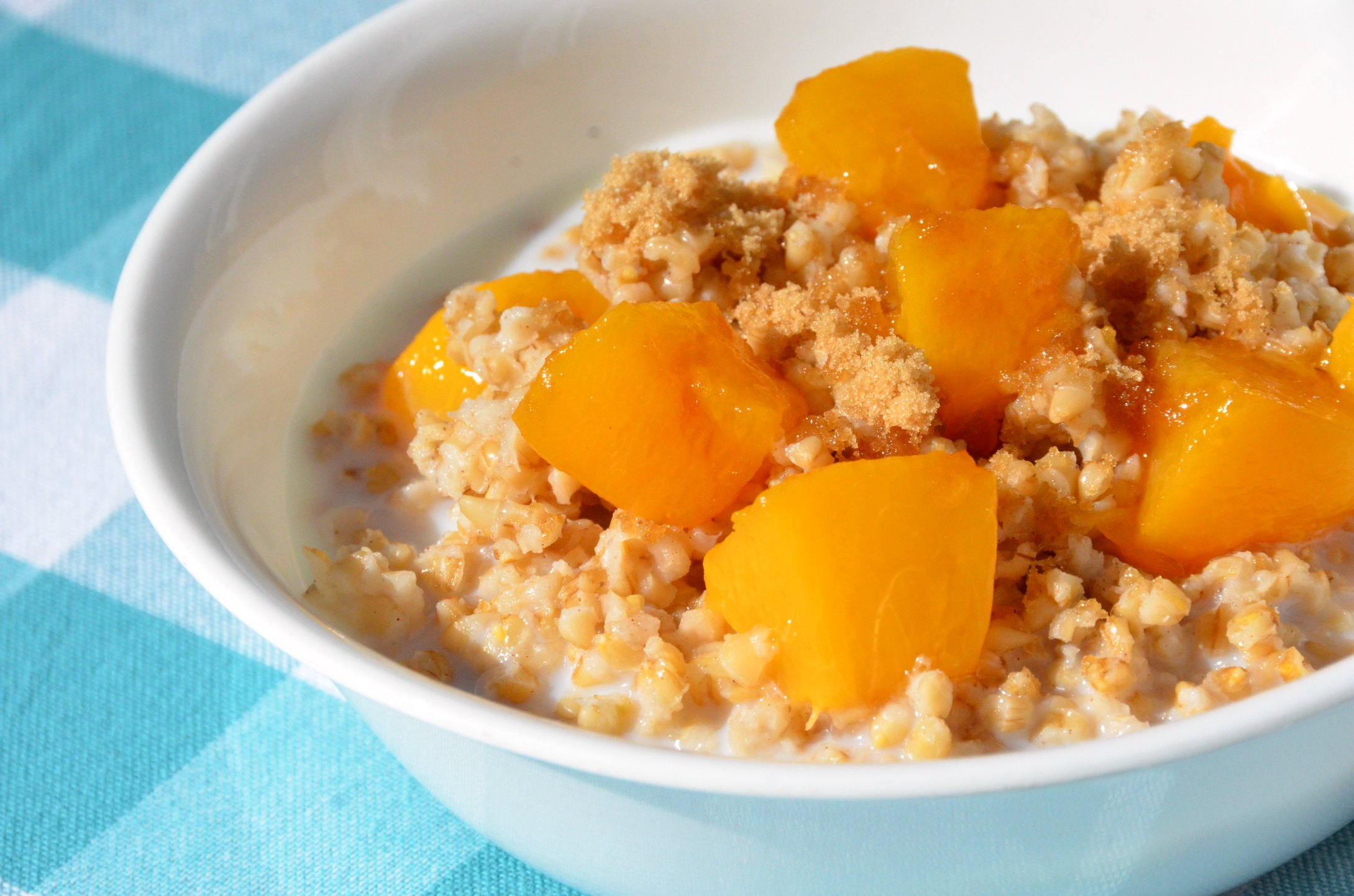how to make steel cut oats microwave