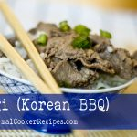 Thermal Cooker Bulgogi – Korean BBQ