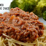 Thermal Cooker Spaghetti and Meat Sauce